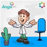 ANGA MEDICINA DIAGNOSTICA, Construçao de Marca, Saúde & Nutrição