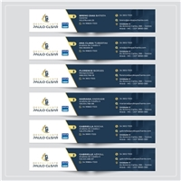 DESPACHANTE PAULO CESAR, Logo e Identidade, Contabilidade & Finanças