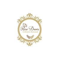 Rose Daros - Culinária Artesanal, Logo e Identidade, Alimentos & Bebidas
