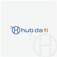 Hub da TI, Logo e Identidade, Tecnologia & Ciencias