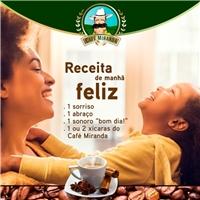 Café Miranda, Web e Digital, Alimentos & Bebidas