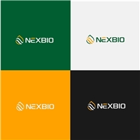 NEXBIO, Logo e Identidade, Tecnologia & Ciencias