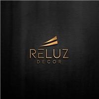Reluz Decor, Logo e Identidade, Decoração & Mobília