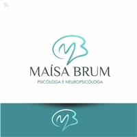 Maísa Brum / Psicóloga e Neuropsicóloga , Logo e Identidade, Saúde & Nutrição