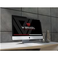 W brasil atacadista ltda, Logo e Identidade, Alimentos & Bebidas