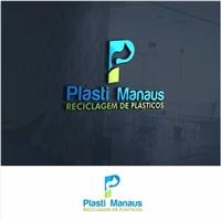Plasti Manaus reciclagem de plasticos ltda, Logo e Identidade, Outros