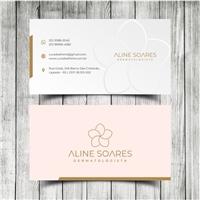 Aline Soares, Logo e Identidade, Saúde & Nutrição