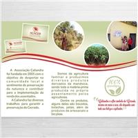 Associação Caliandra Artesãos do Cerrado e Agricultores Familiares do , Apresentaçao, Outros