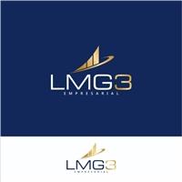 LMG3, Logo e Identidade, Consultoria de Negócios