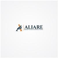 Aliare , Logo e Identidade, Consultoria de Negócios