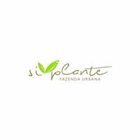 Si Plante, Logo e Identidade, Ambiental & Natureza