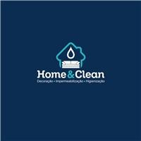 Home & Clean - Higienização - Impermeabilização - Decoração, Logo e Identidade, Outros