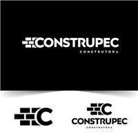 Construpec Construtora S/A, Logo e Identidade, Construção & Engenharia