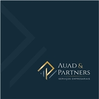 Auad&Partners Serviços Empresariai, Logo e Identidade, Advocacia e Direito