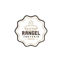Rangel Torteria, Logo e Identidade, Alimentos & Bebidas