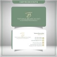 Tatiana Brancalião, Logo e Identidade, Saúde & Nutrição