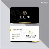 Bellhair, Logo e Identidade, Beleza