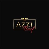 Azzi Beef, Logo e Identidade, Alimentos & Bebidas
