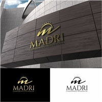CONDOMÍNIO RESIDENCIAL MADRI, Logo e Identidade, Imóveis
