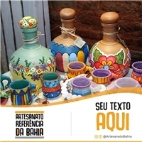 Artesanato Referência da Bahia, Web e Digital, Artes, Música & Entretenimento