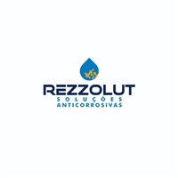 REZZOLUT soluções anticorrosivas, Logo e Identidade, Construção & Engenharia