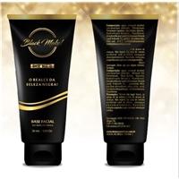 Black Make!Base Matte!, Embalagens de produtos, Beleza