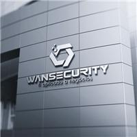 Wansecurity Serviços Técnicos de Informática Ltda, Logo e Identidade, Tecnologia & Ciencias