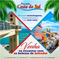 POUSADA COSTA DO SOL , Web e Digital, Viagens & Lazer