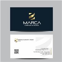 MARCA CORRETORA DE SEGUROS, Logo e Identidade, Outros