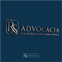RS ADVOCACIA, ASSESSORIA E CONSULTORIA JURIDICA, Logo e Identidade, Advocacia e Direito