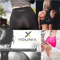 Younix, Logo e Identidade, Roupas, Jóias & acessórios