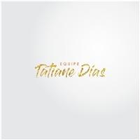Equipe Tatiane Dias , Logo e Identidade, Beleza