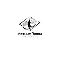 Arthur Rigoni / Futevolei, Logo e Identidade, Esportes