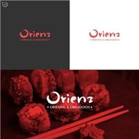 Orienz, Logo e Identidade, Alimentos & Bebidas