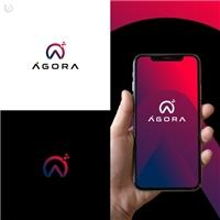 Ágora, Logo e Identidade, Computador & Internet