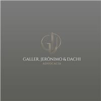Galler, Jerônimo & Dachi Advocacia, Logo e Identidade, Advocacia e Direito
