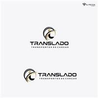Translado Cargas/Transportes de Cargas, Logo e Identidade, Logística, Entrega & Armazenamento