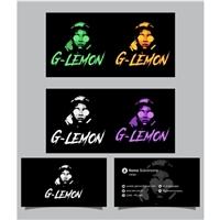 G-Lemon Co., Logo e Identidade, Roupas, Jóias & acessórios