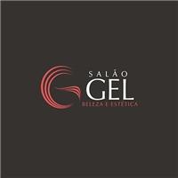 Salão Gel , Logo e Identidade, Beleza