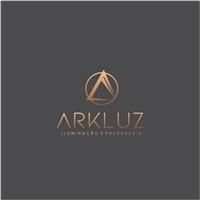 ARKLUZ - ILUMINAÇÃO E ENGENHARIA, Logo e Identidade, Construção & Engenharia