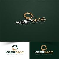 KEEPMAC, Logo e Identidade, Metal & Energia