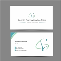 Leania Garcia Martins teles, Logo e Identidade, Saúde & Nutrição