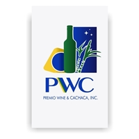 PWC             (ou Premio Wine e Cachaca Inc.)  ohla exemplo, Logo e Identidade, Alimentos & Bebidas
