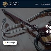 Medicina Legalis LTDA, Web e Digital, Advocacia e Direito