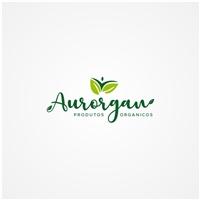Aurorgan, Logo e Identidade, Alimentos & Bebidas