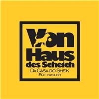 Von Haus des Scheich - Da Casa do Sheik, Logo e Identidade, Animais