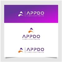 APPDO LABS SOFTWARE LTDA, a Marca é APPDO, Logo e Identidade, Tecnologia & Ciencias