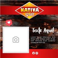 Nativa Grill Camaçari, Web e Digital, Alimentos & Bebidas