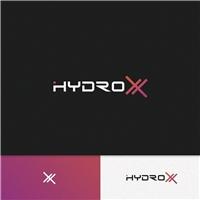 HydroX, Logo e Identidade, Computador & Internet