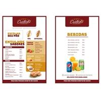 Cacetinho com entulho dentro, Peças Gráficas e Publicidade, Alimentos & Bebidas